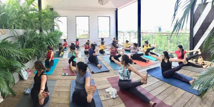 Yoga Lao Studio – Aerial Hoop and Pole Dance Studio