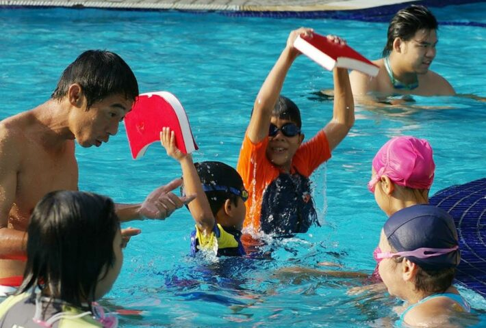 Swimming Course Sports4u Selangor
