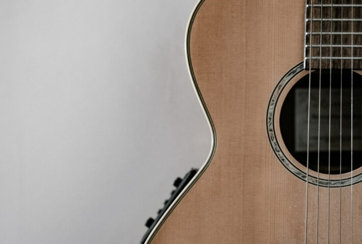 Acoustic/Electric Guitar Classes from OUCH Music Academy