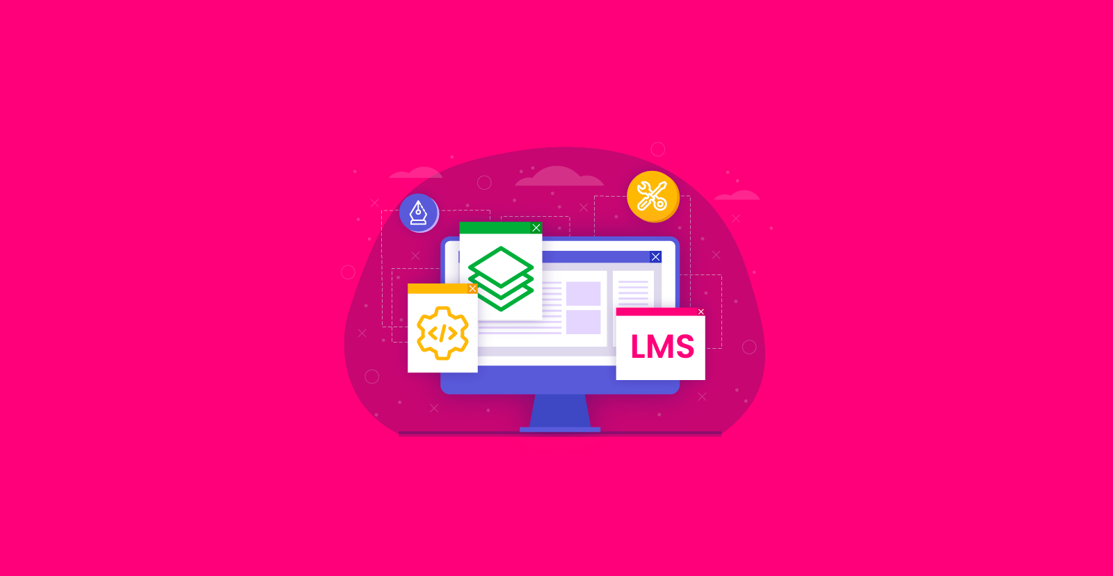 Online LMS Software